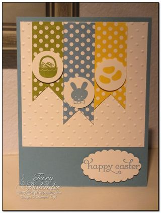 Easter card 0329 1